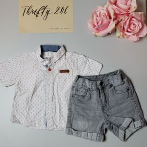 Boy's 18M Outfit